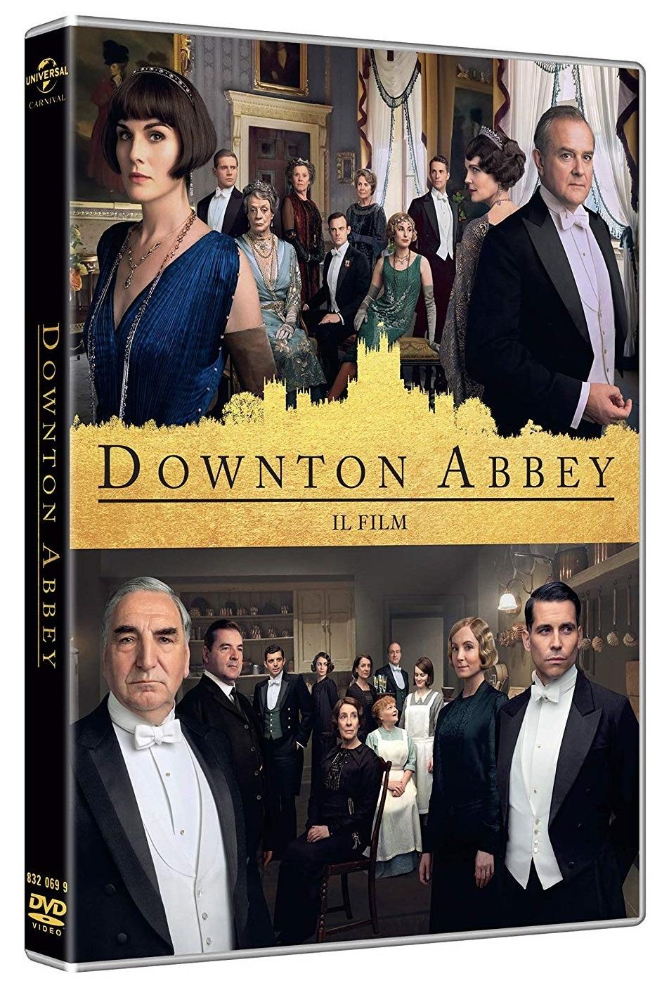 Downton Abbey - Il Film - Middleton,goode,smith,dockery,phillips,mcgovern,leech,carmichael,froggatt - Film - UNIVERSAL - 5053083206994 -