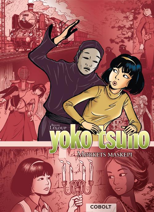 Yoko Tsuno: Yoko Tsuno samlebind 7 - Roger Leloup - Bøger - Cobolt - 9788770857994 - 19/3-2020